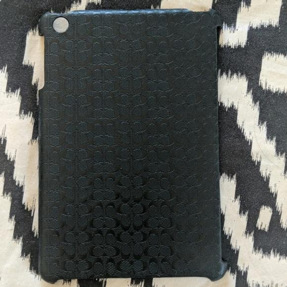 Coach Accessories - Coach iPad case